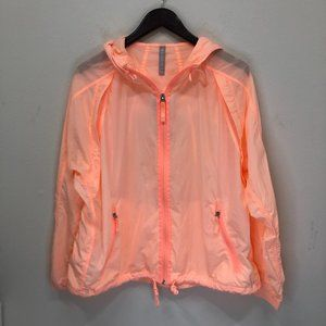 NWT Athleta Expedition Hike Shell size M bright co